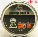 RWS Superfield Pellets (.22)